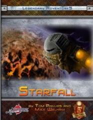 Legendary Adventures - Starfall (5E)