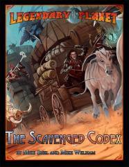 Legendary Planet - The Scavenged Codex (5E)