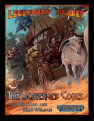 Legendary Planet - The Scavenged Codex