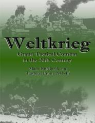 Weltkrieg - Grand Tactical Combat in the 20th Century