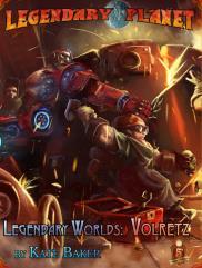 Legendary Planet - Legendary Worlds, Volretz (5E)