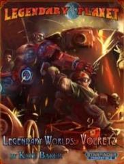 Legendary Planet - Legendary Worlds, Volretz (Starfinder)