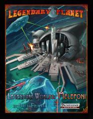 Legendary Planet - Legendary Worlds, Melefoni