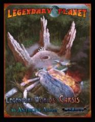Legendary Planet - Legendary Worlds, Carsis (5E)