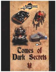 Tome of Dark Secrets (5E)