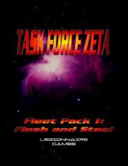 Fleet Pack #1 - Flesh and Steel