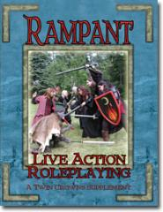 Rampant - Live Action Roleplaying (4th Edition)