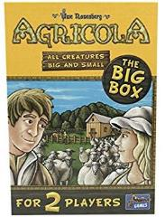 Agricola - All Creatures Big and Small (Big Box)