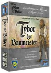 Oh My Goods - Tybor the Builder Expansion