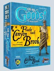 Oh My Goods - Escape to Canyon Brook