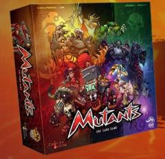 Mutants - The Card Game