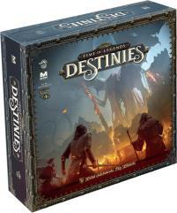 Time of Legends Destinies - King Pledge (Kickstarter Edition)