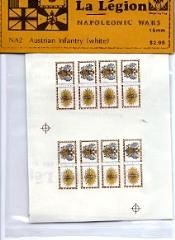 Austrian Infantry - White