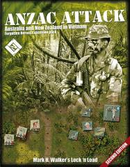Anzac Attack - Australia and New Zealand in Vietnam (2nd Edition)