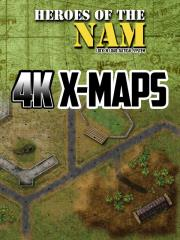 Heroes of the Nam - 4K X-Maps