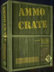 Ammo Crate Storage System