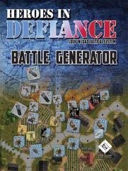 Heroes in Defiance - Battle Generator