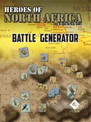 Heroes of North Africa - Battle Generator