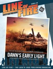 "#10 ""Corps Command - Dawn's Early Light, 2 DEL Scenarios, 6 White Star Rising Scenarios"""