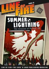 "#6 ""Summer Lightning, 2 World at War Scenarios, 2 Lock 'n Load Scenarios"""
