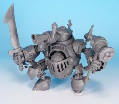 Dwarf Golem #2
