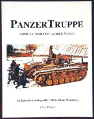 PanzerTruppe - Armor Combat in World War II