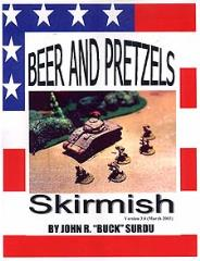 Beer and Pretzels Skirmish Rules (Version 3.0)