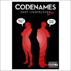 Codenames - Deep Undercover 2.0