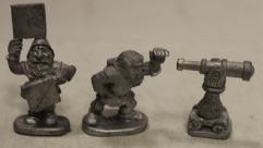 Dwarf Signal Corps #1