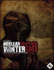 Nuklear Winter '68 2-Pack, Base Game + Heart of Darkness Expansion!