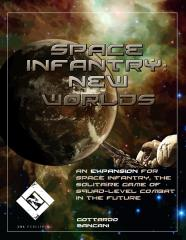 Space Infantry - New Worlds Expansion
