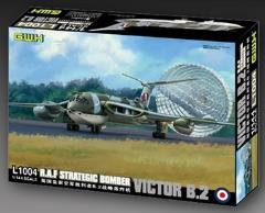 R.A.F. Strategic Bomber Victor B.2