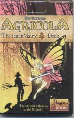 Agricola - The Legen*dairy Forest Deck Expansion