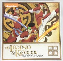 Legend of Korra, The - Pro-Bending Arena (Deluxe Kickstarter Edition)