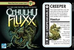 Cthulhu Fluxx - Promo Card, Hastur