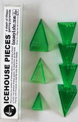 Icehouse Pieces - Green