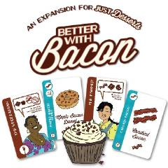 Just Desserts - Better with Bacon Expansion