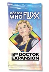 Doctor Who Fluxx - 13th Doctor Expansion
