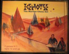 Icehouse - The Martian Chess Set