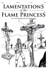 Lamentations of the Flame Princess Magazine - LotFP Quintology Part 1 - The Shameless