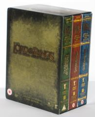 Lord of the Rings, The (Platinum Series Special Extended Edition)