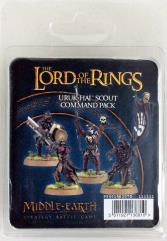 Uruk-Hai Scout Command Pack