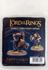 Sharku, Warg Rider Captain