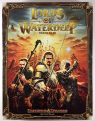 Lords of Waterdeep Collection #1