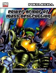 Polymecha - Power Armor of Mass Destruction