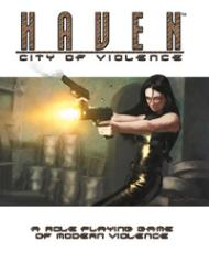 Haven - City of Violence Collection- 4 Books!