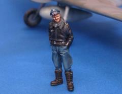 Luftwaffe Pilot (Erich Hartmann)
