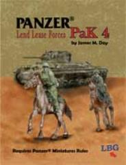PaK 4 - Lend Lease Forces