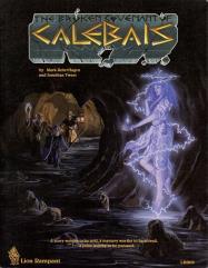 Broken Covenant of Calebais, The (1990 Printing)