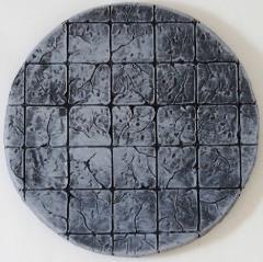 """Dungeon Floor Tile - Round, 6"""""""